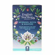 Teelajitelma: Morning, Noon, Nighters, English Tea Shop