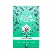 Karpalo, Hibiscus, Ruusunmarja hauduke, English Tea Shop