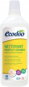 Vihannesten ja hedelmien pesuaine, Ecodoo