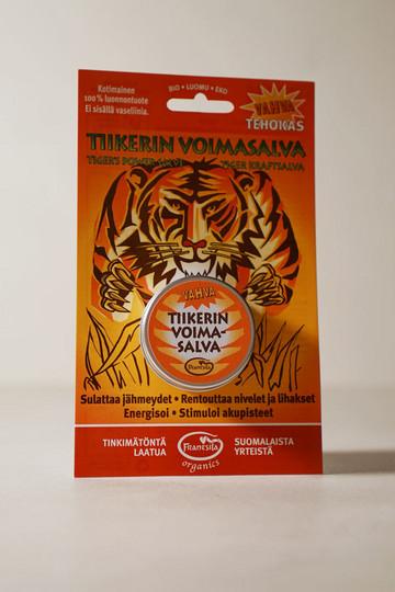 Tiikerin voimasalva, Frantsila