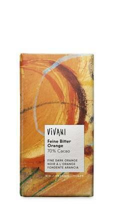 Tumma suklaa appelsiini, Vivani
