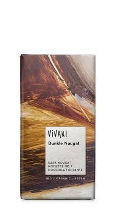 Tumma suklaa Nougat, Vivani