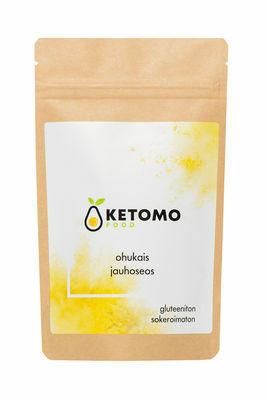 Ohukaisjauhoseos, Ketomo Food