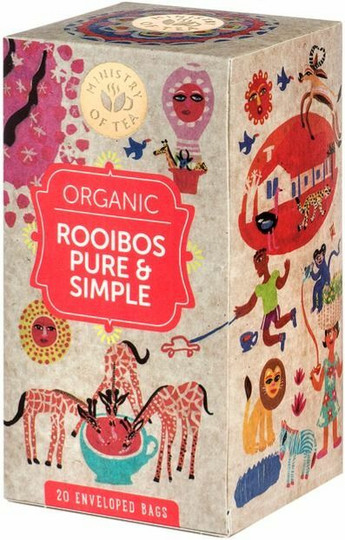 Rooibos pure & Simple, Ministry Of Tea