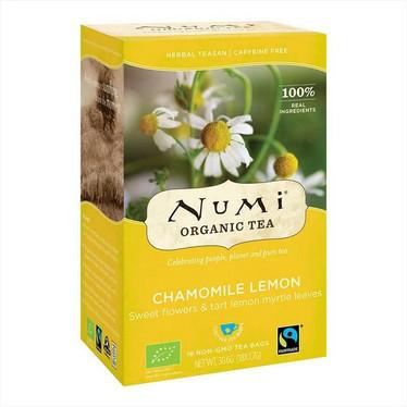 Chamomile Lemon, Numi