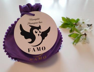 Hanipöö shampoopala, FAMO