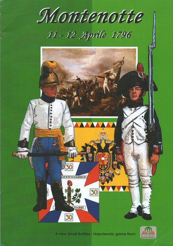 Montenotte, Napoleonic - Small Battles Series (folio)