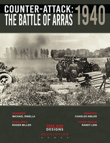 Counter-Attack: The Battle Of Arras, 1940