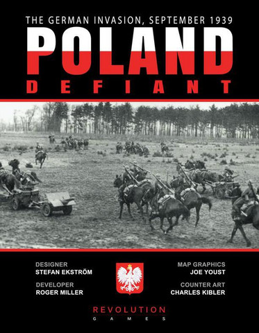 Poland Defiant: The German Invasion, September 1939