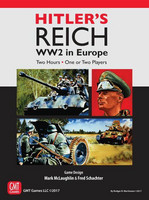 Hitler's Reich: WW2 in Europe