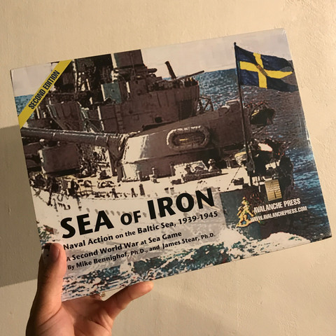 Second World War at Sea  - Sea of Iron