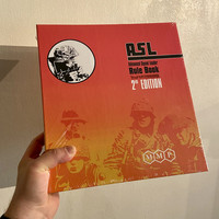 ASL Rulebook Reprint