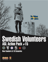 Action Pack #15: Swedish Volunteers