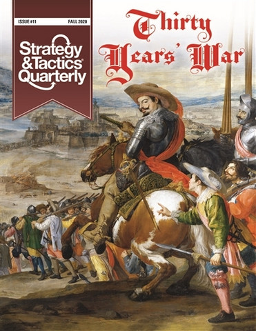 Strategy & Tactics Quarterly #11 - Thirty Years' War