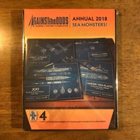 Against the Odds, Annual 2018 -Sea Monsters