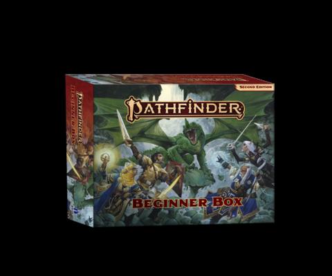 Pathfinder Beginners Box P2