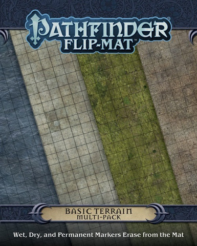 Pathfinder FlipMat Basic Terrain MultiPack