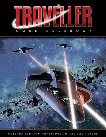Traveller Core Rulebook