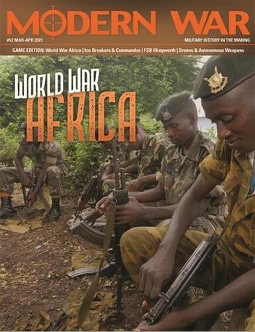 Modern War 52: World War Africa