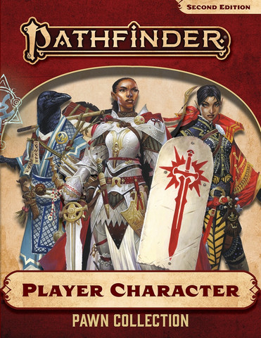 Pathfinder Player Character Pawn Collection