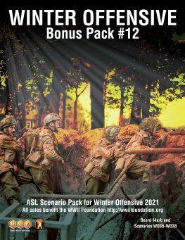ASL Winter Offensive Bonus Pack 2021