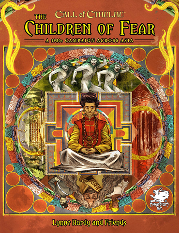 Call of Cthulhu The Children of Fear A 1920s Campaign Across Asia