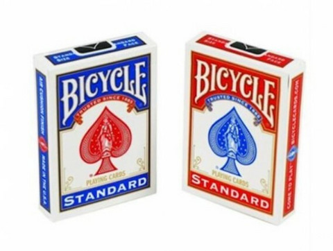 Bicycle Standard Playing Cards 1 Deck