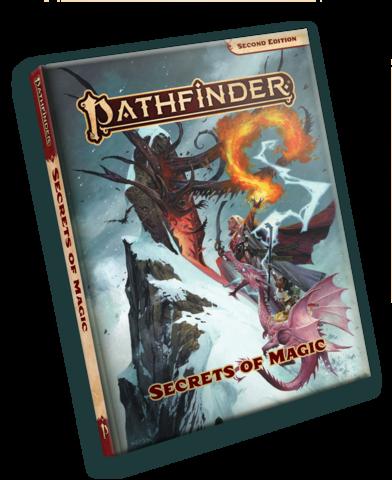 Pathfinder Secrets of Magic P2 Hard Cover