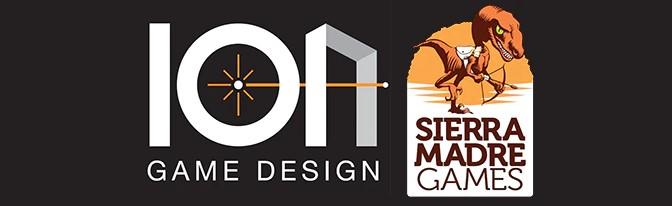 Suoratilaus: Sierra Madre Games / Ion Game Design