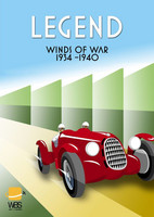 Legend - Winds of war 1934-1940
