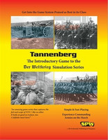 Der Weltkrieg - Tannenberg: The Introductory Game (Folio)