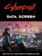 Cyberpunk RED Data Screen