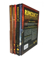 RuneQuest RPG Roleplaying in Glorantha Deluxe Slipcase Set