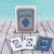 Hoyle Clear Waterproof Playing Cards 1 Deck