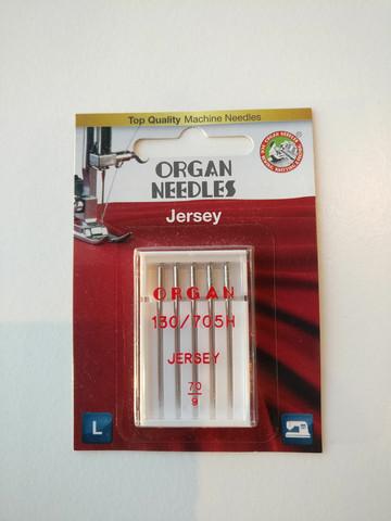 Organ jersey -ompelukoneneula