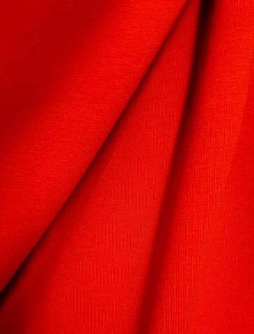 Puuvillatrikoo punainen