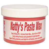 Poorboy's World  Natty's Paste Wax Red, 227gr