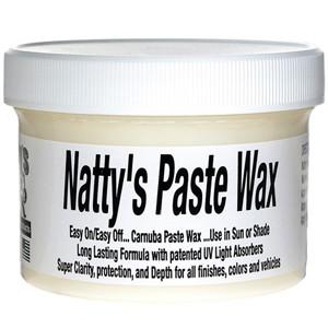 Poorboy's World  Natty's Paste Wax White, 227gr