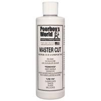 Poorboy's World Master Cut Compound, 473ml