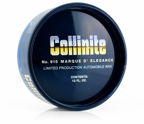 Collinite 915 Marque D´Elegance Carnauba Paste Wax, 355g