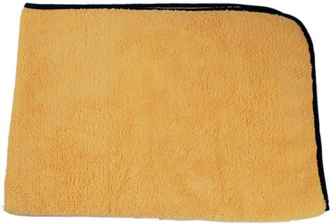 Mikrokuitu kuivausliina 380gsm, 60 x 90cm, Kulta