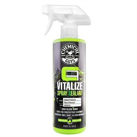 Chemical Guys Carbon Flex Vitalize Spray Sealent, 473ml