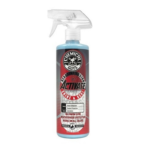 Chemical Guys Activate Shine & Seal Spray Sealent