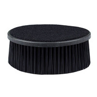 Chemical Guys Upholstery Brush With H/L Attachment (for polisher) (125mm)