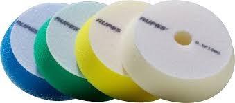 Rupes Laikat 100mm, Sininen, Vihreä, Keltainen, Valkoinen