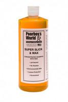 Poorboy's World Super Slick & Wax, 473ml