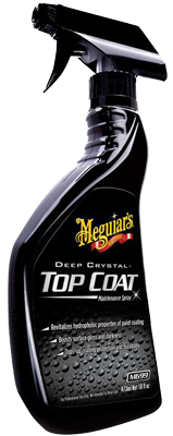 Meguiar`s Deep Crystal Top Coat