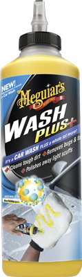 Meguiar's Wash Plus +, 710ml