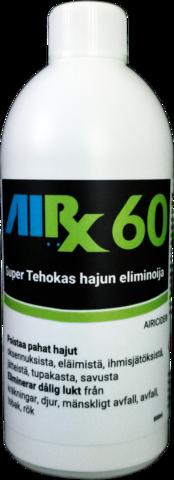 AIRX60 Tehokkaaseen hajunpoistoon tiiviste