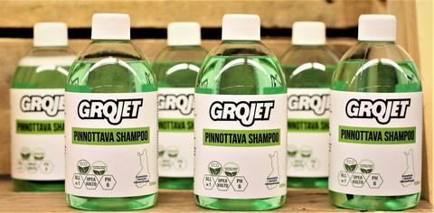 Grojet Pinnottava Shampoo